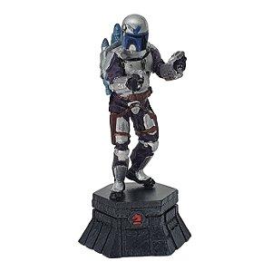 Miniatura Xadrez Star Wars Jango Fett