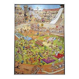 Quadro Olympics Olympische Spelen Jan van Haasteren