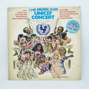 Disco de Vinil - The Music For Unicef Concert