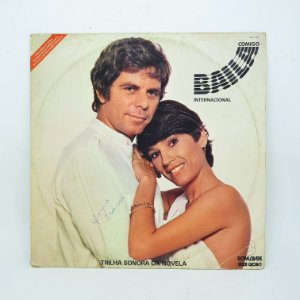 Disco de Vinil - Baila Comigo - Trilha Sonora