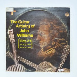 Disco de Vinil - Bach - The Guitar Artistry