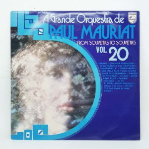 Disco de Vinil - Paul Mauriat - Vol 20