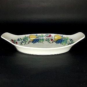 Travessa Oval em Porcelana Schmidt