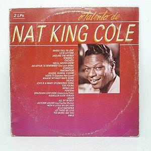 Disco de Vinil - Nat King Cole ( Falta 1 LP)