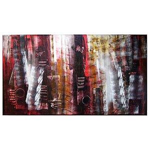 Quadro Pintura a Óleo Abstrato - Krambeck