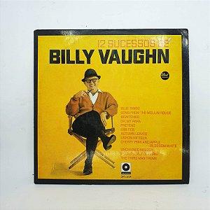 Disco de Vinil - 12 Sucessos de Billy Vaughn