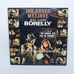 Disco de Vinil - Dolannes Melodie - Jean Claude Borelly