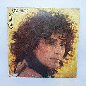 "Disco de Vinil - Joanna ""Chama"""