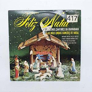 Disco de Vinil - Feliz Natal - Os Pequenos Cantores