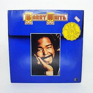 Disco de Vinil - Barry White - The Man