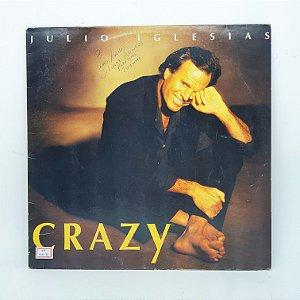 Disco de Vinil - Crazy - Julio Iglesias