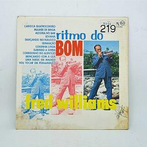 Disco de Vinil - Ritmo do Bom - Fred Williams