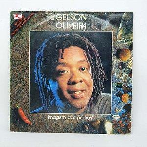 Disco de Vinil - Gelson Oliveira - Imagem das Pedras
