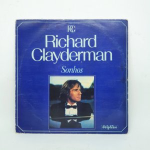 Disco de Vinil - Richard Clayderman - Sonhos