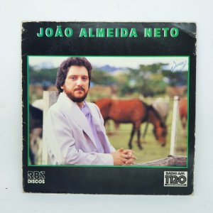 Disco de Vinil - João Almeida Neto - Nova Trilha