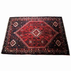 Tapete Persa Shiraz Tribal 2,88x197cm