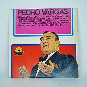 Disco de Vinil - Pedro Vargas