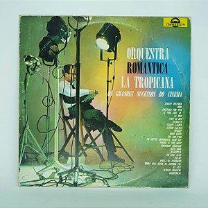 Disco de Vinil - Orquestra Romântica  La Tropicana