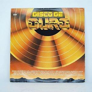 Disco de Vinil - Disco de Ouro