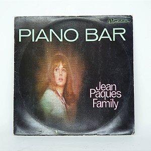 Disco de Vinil - Piano Bar - Jean Paques Family