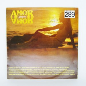 Disco de Vinil - Amor Sempre Amor