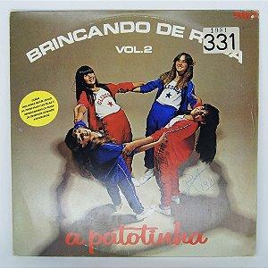 Disco de Vinil - Brincando de Roda - Vol 2