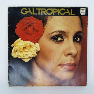 Disco de Vinil - Gal Tropical