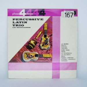 Disco de Vinil - Los Machucambos - Percussive Latin Trio
