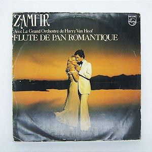 Disco de Vinil - Zamfir - Flute de Pan Romantique