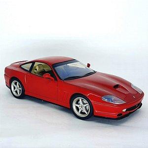 Miniatura Ferrari 550 Maranello 1996 1/18
