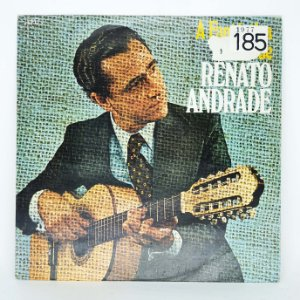 Disco de Vinil - Renato Andrade - A Fantastica Viola
