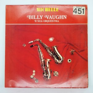 Disco de Vinil - Michelle Billy Vaughn e Sua Orquestra 1983