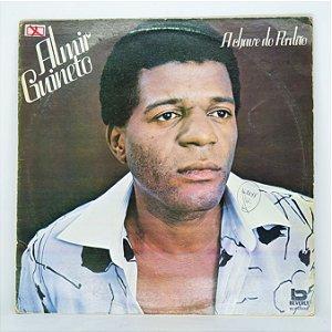 Disco de Vinil - Almir Guineto - A Chave do Perdão 1982