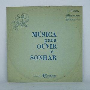 Disco de Vinil - Música Para Ouvir e Sonhar n° 7