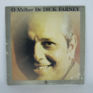 Disco de Vinil - O Melhor de Dick Farney