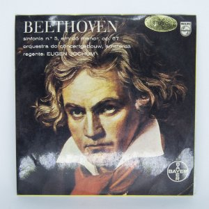 Disco de Vinil - Beethoven Sinfonia n°5 em Dó Menor, op. 67