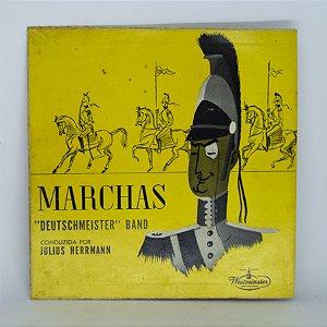 Disco de Vinil - Marchas - Deustchmeister Band