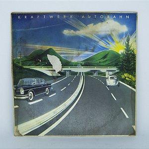 Disco de Vinil - Autobahn - Kraftwerk 1985