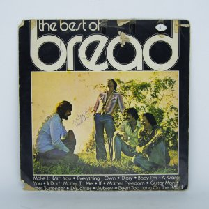 Disco de Vinil - The Best of Bread