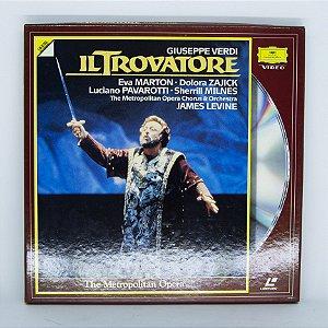 Laser Disc - Giuseppe Verdi - Iltrovatore