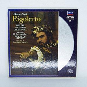 Laser Disc - Rigoletto - Giuseppe Verdi (Importado EN)