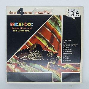 Disco de Vinil - MEXICO! / Roland Shaw and His Orchestra