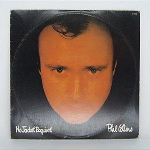 Disco de Vinil - No Jacket Required - Phil Collins