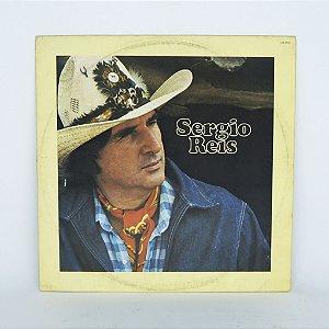 Disco de Vinil - Sergio Reis