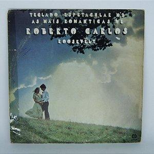 Disco de Vinil - Teclado Espetacular n.2 - Roberto Carlos
