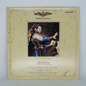 Laser Disc - Attila - Giuseppe Verdi / Teatro Alla Scala