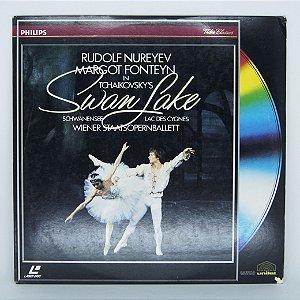 Laser Disc - Swan Lake - Tchaikovsky / ballett
