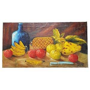 Quadro 'Mesa com Frutas' Meister