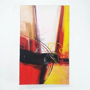 Quadro Arte Abstrata Artista Itamar (2015)