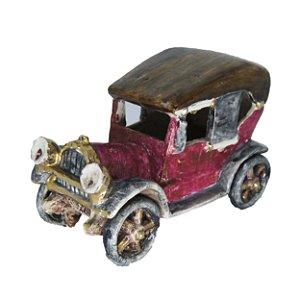 Miniatura Ford 1928 em Porcelana Filetada a Ouro